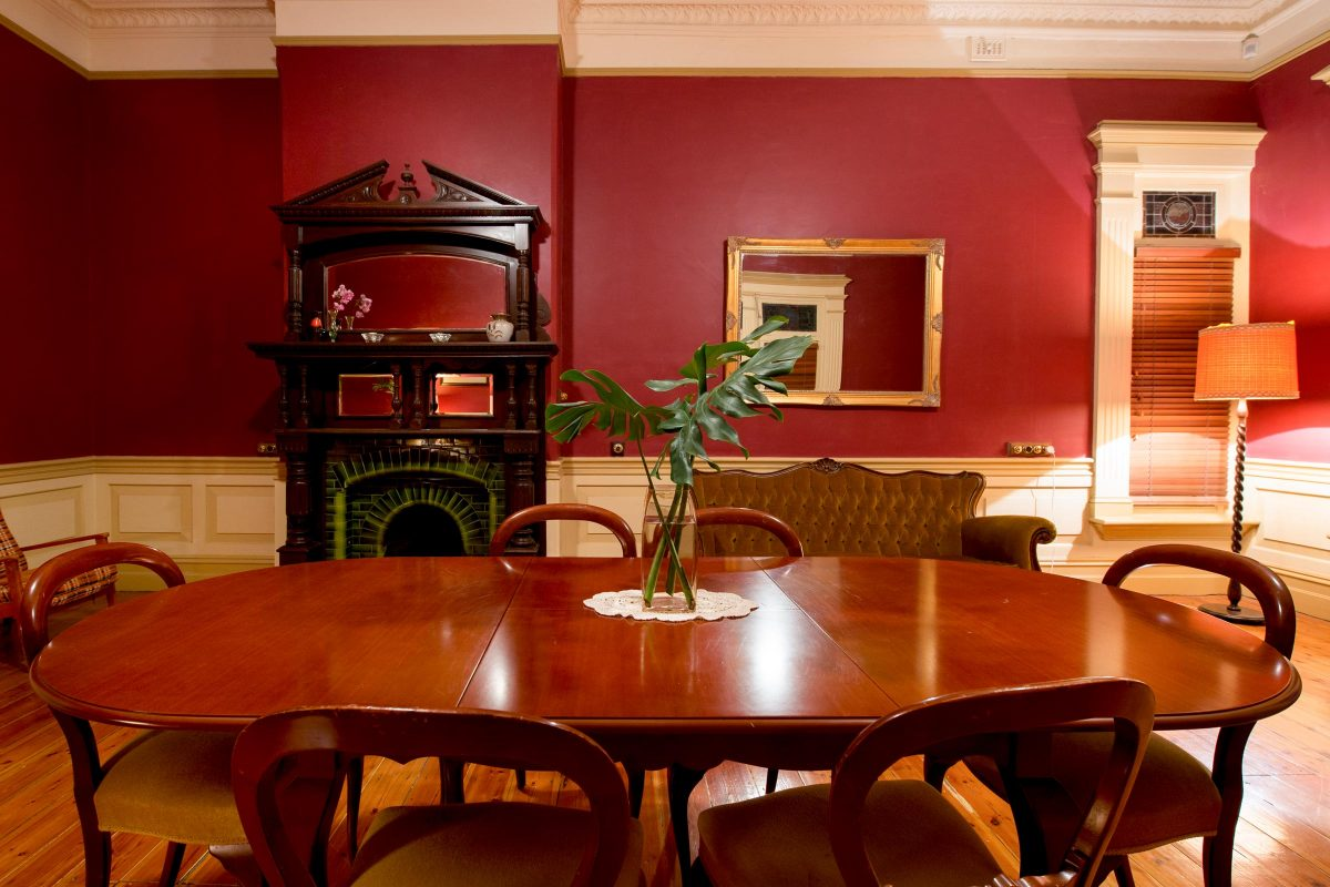 carn brae port pirie accommodation formal dining room